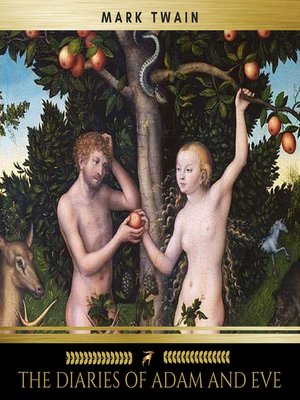 cover image of The Diaries of Adam and Eve