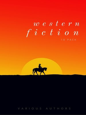 cover image of Western Fiction 10 Pack