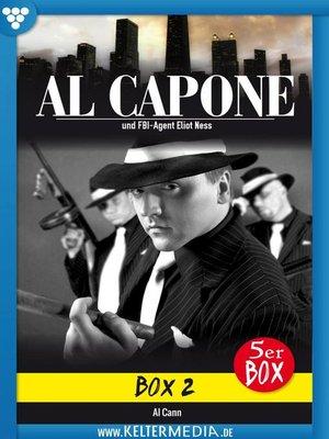 cover image of Al Capone 5er Box 2 – Kriminalroman