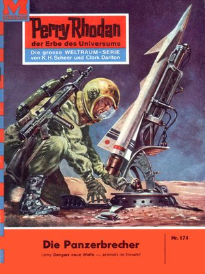 cover image of Perry Rhodan 174