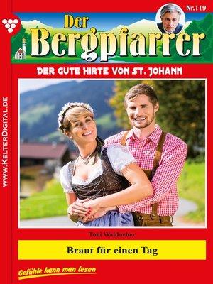 cover image of Der Bergpfarrer 119 – Heimatroman