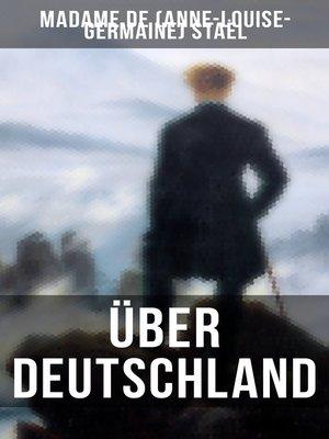 cover image of Über Deutschland