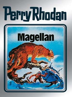 cover image of Perry Rhodan 35