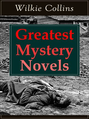 cover image of Greatest Mystery Novels of Wilkie Collins