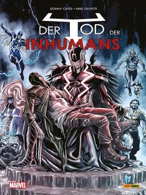 cover image of Der Tod der Inhumans