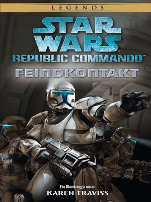 cover image of Republic Commando: Feindkontakt