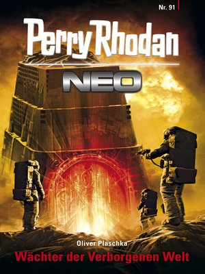 cover image of Perry Rhodan Neo 91