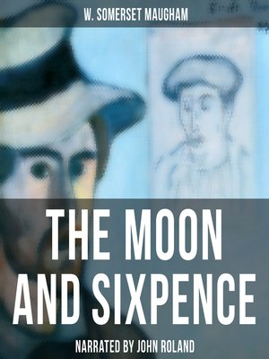 cover image of The Moon and Sixpence