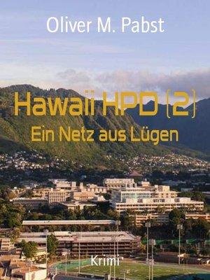 cover image of Ein Netz aus Lügen