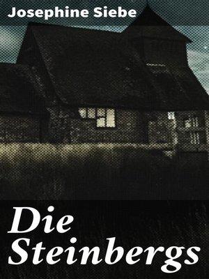 cover image of Die Steinbergs