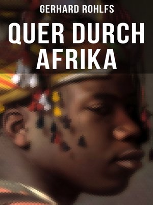 cover image of Quer durch Afrika
