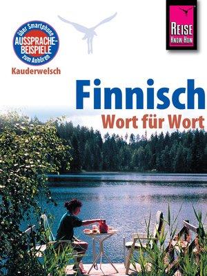 cover image of Finnisch--Wort für Wort
