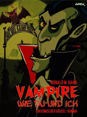 cover image of VAMPIRE WIE DU UND ICH