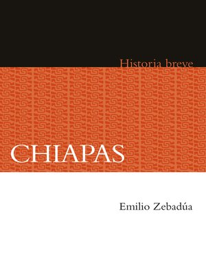 cover image of Chiapas