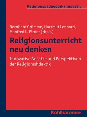 cover image of Religionsunterricht neu denken