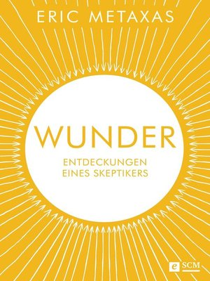 cover image of Wunder
