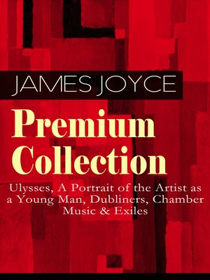 cover image of JAMES JOYCE Premium Collection