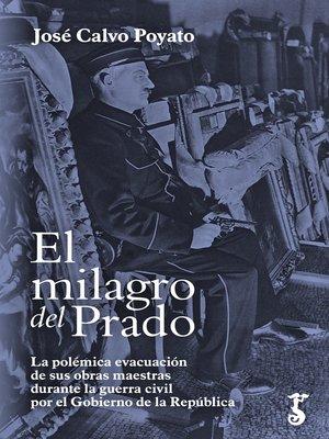 cover image of El milagro del Prado