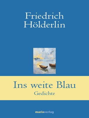 cover image of Ins weite Blau