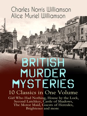cover image of British Murder Mysteries – 10 Classics in One Volume