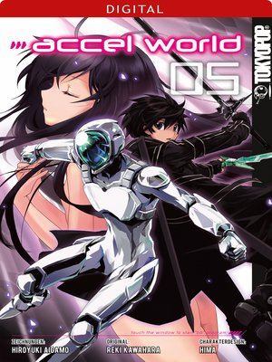 cover image of Accel World 05