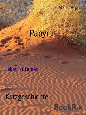 cover image of Papyrus