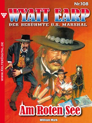 cover image of Wyatt Earp 108 – Western