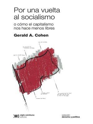 cover image of Por una vuelta al socialismo