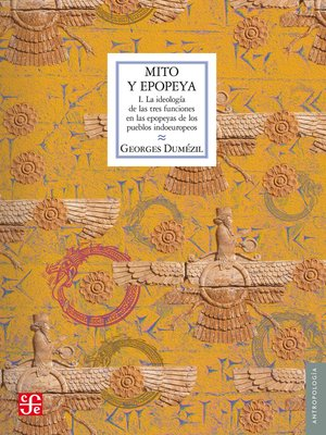 cover image of Mito y epopeya, I