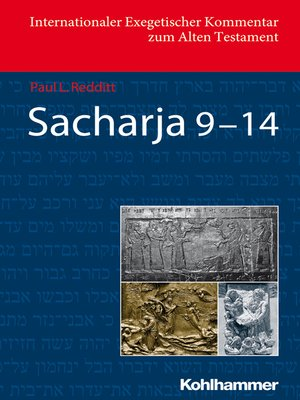 cover image of Sacharja 9-14
