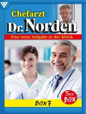 cover image of Chefarzt Dr. Norden Box 7 – Arztroman