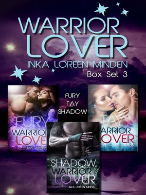 cover image of Warrior Lover Box Set 3