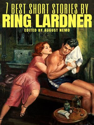 cover image of 7 best short stories by Ring Lardner