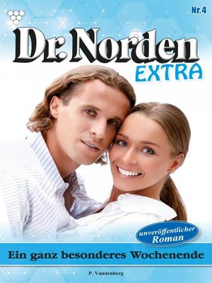 cover image of Dr. Norden Extra 4 – Arztroman