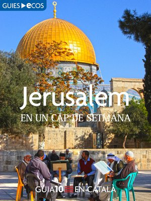 cover image of Jerusalem. En un cap de setmana