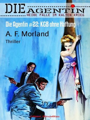 cover image of Die Agentin #22