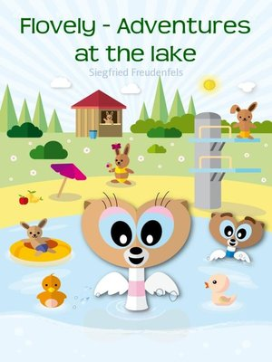 cover image of Flovely--Adventures at the lake
