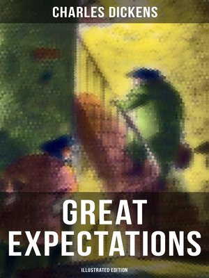 cover image of GREAT EXPECTATIONS (Illustrated Edition)