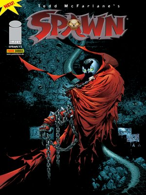 cover image of Spawn, Band 75