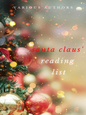cover image of Ho! Ho! Ho! Santa Claus' Reading List