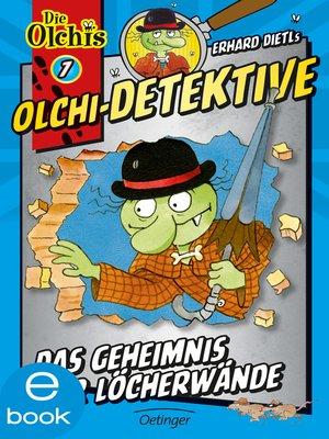 cover image of Das Geheimnis der Löcherwände