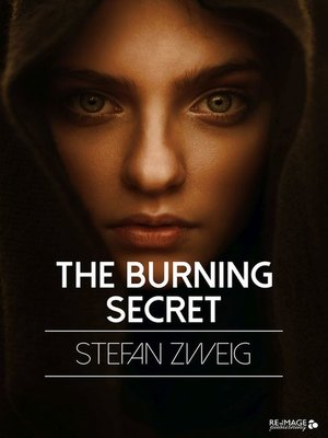 cover image of The Burning Secret
