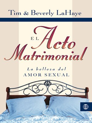 cover image of Acto matrimonial