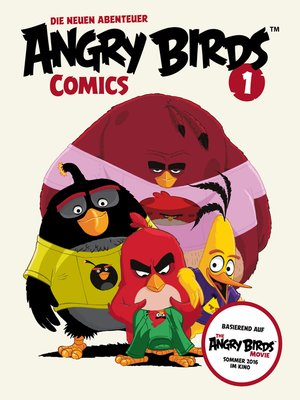 cover image of Angry Birds – Die neuen Abenteuer 1