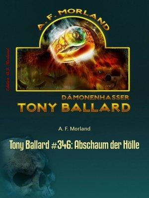 cover image of Tony Ballard #346