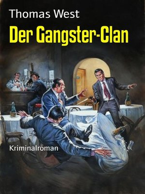 cover image of Der Gangster-Clan
