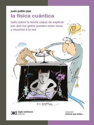 cover image of La física cuántica