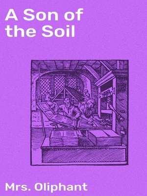 cover image of A Son of the Soil