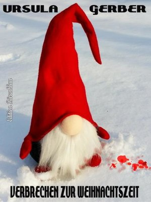 cover image of Verbrechen zur Weihnachtszeit