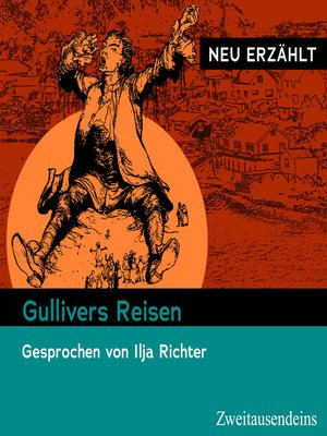 cover image of Gullivers Reisen – neu erzählt